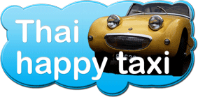 Thai Happy Taxi Logo
