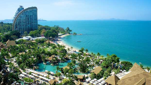 Stunning view of a Pattaya 5-star amenity