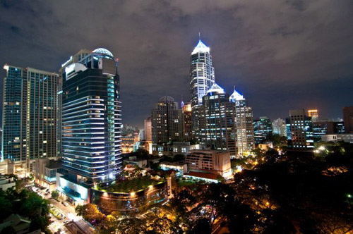 Bangkok_the_night